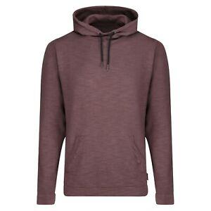 NEXT™ Mens Hoodie Top New Long Sleeve High Neck Drawstring Hooded Jumper Pockets