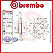 09.A532.2X#4 DISCO FRENO ANTERIORE SPORTIVO BREMBO XTRA HYUNDAI i30 (FD) 1.6 90
