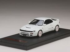 Mark43 Pm4336Sw2 1:43 Toyota Celica Gt-Four Rc St185 Super White Ii dish type