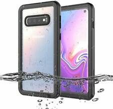 For Samsung Galaxy S10 Waterproof Shockproof Case Built-in Screen Protector