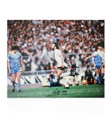 Ricky Villa Signed Photo - Tottenham Hotspur Legend Autograph