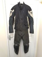 Dainese Leather  Motorcycle EU48 (UK32) and Textile Jacket with Liner EU50 vgc