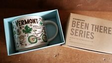 Starbucks Vermont Been There Series  Mug New in Box 2017