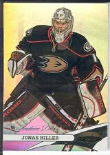Jonas Hiller 1 2012-13 Certified Mirror Hot Box