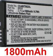 Batterie 1800mAh type BF6X SNN5885 SNN5885A Pour Motorola Spice XT
