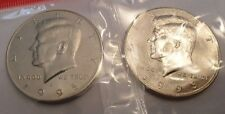1995 P & D Kennedy Half Dollar Set (2 Coins) *MINT CELLO*  **FREE SHIPPING**