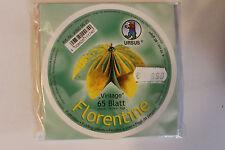 Faltblätter Florentine Vintage 01; 65 Blatt D: 10 cm 80 g/qm