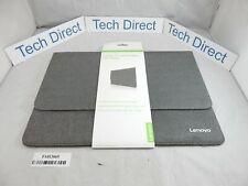 "Lenovo 14"" Laptop Ultra Slim Sleeve GX40Q53788 Gray Microfiber (Lot of 10)"
