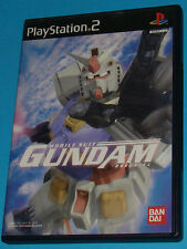 Mobile Suit Gundam -  Sony Playstation 2 PS2 Japan - JAP