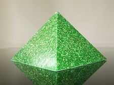 Large 12x9cm Orgone Psychic Enhance Pineal Gland Activate Stimulate ESP Pyramid