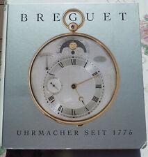 Breguet Uhrmacher Fachbuch von 1997