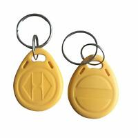 Petsafe cat flap Microchip Rfid Collar Tag Disc key replacement (Pack of 2)