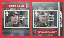 PM61 ... DAD'S ARMY  ... Commemorative SINGLES ex-PM61