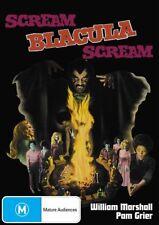 Scream Blacula Scream (DVD, 2009)