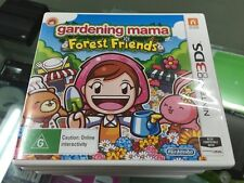 gardening mama Forest Friends 3DS new not sealed