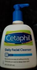 CETAPHIL DAILY FACIAL CLEANSER,Removes excess oil w/ no drying, 237ml.