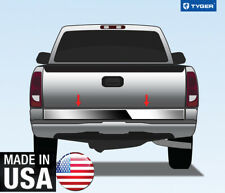 Chrome Accessories Lower Tailgate Trim fit 99-06 Chevy | GMC Truck 1P
