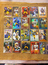 Antonio Freeman 20 Card All High End Inserts & Rookies Green Bay Packers