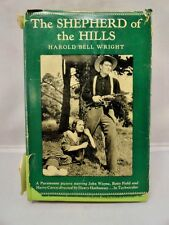 The SHEPARD of the HILLS Harold Bell Wright 1st Edition 1907 Photoplay Jacket