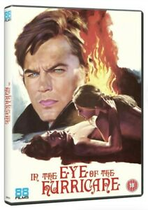 In the Eye of the Hurricane (DVD) NEW & SEALED 88 FILMS UNCUT ITALIAN GALIO
