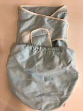 Ergobaby Swaddler Swaddle Blue Size M/L Cotton Ergo Boy Infant