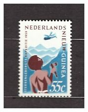 NETHERLANDS NEW GUINEA 1959 MNH Star Mountains Expedition 1v 37209