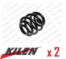 2 x KILEN REAR AXLE COIL SPRING PAIR SET SPRINGS GENUINE OE QUALITY - 50196