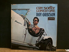 ROY ORBISON  Cry Softly Lonely One  LP  Stereo UK original   GREAT !