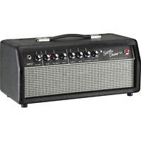 Fender Super-Champ X2 HD 15W Tube Guitar Amp Head Black