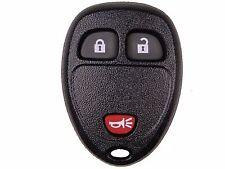 New 3 Buttons Remote Key Shell Case Fob For Chevrolet GMC Captiva Acadia Yukon