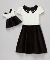 "NEW DOLLIE & ME GIRL DOLL DRESS Set SZ 4 5 6 7 8 10 FITS AMERICAN GIRL 18"" DOLLS"