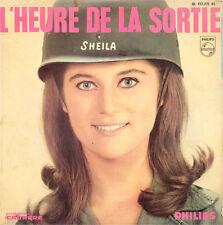SHEILA L'Heure De La Sortie FR Press Philips 437 270 EP