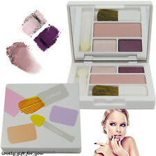 New Clinique All About Shadow Duo & Soft - Pressed Powder Blusher Travel Size