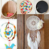 10PC Wooden Cross Stitch Machine Embroidery Hoops Ring Bamboo Sewing Tool 8/11cm