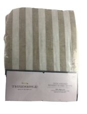 Threshold Wide Padded Ironing Board Cover 100% Cotton Tailored Nose Pocket Easy