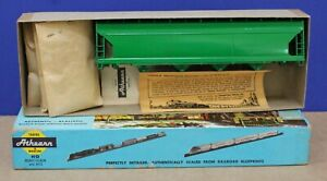 Athearn 1900 HO 55' Center Flow Hopper NMRA Convention Car 1969 NIB