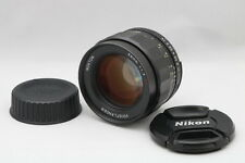 【Excellent】Voigtlander Nokton 58mm f1.4 SL II For Nikon Ai-s from Japan 126220