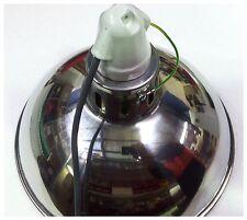 3 PIECE BROODER HEAT LAMP KIT 200W LAMP/30cm REFLECTOR (CHICKS Puppies REPTILES)