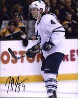 Jeff Finger signed NHL hockey 8x10 photo W/Cert Autographed A0005