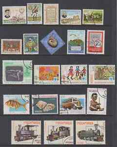 Mozambique Mint & Used Collection of Late Colonial and Early Independence Stamps