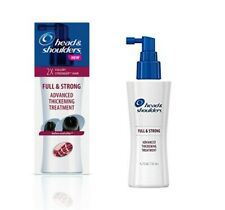 Head & Shoulders Full & Strong Advanced Thickening Hair Tonic Treatment