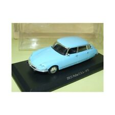 CITROEN DS 21 PALLAS USA Bleu 1972 UNIVERSAL HOBBIES  1:43 blister