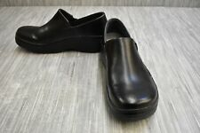 Timberland PRO Women/'s Renova Professional Slip-On Black Shoes TB089689001