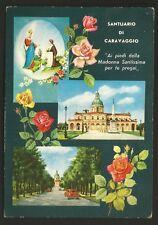 AD9937 Bergamo - Provincia - Santuario di Caravaggio - Vedute