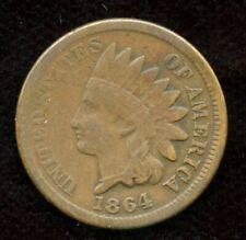 1864 USA 1 Cent  - Fine