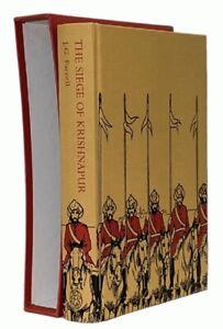 J. G. Farrell: The Siege Of Krishnapur FOLIO SOCIETY (2008)