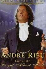 André Rieu Live at The Royal Albert Hall 4030816120032 DVD Region 2
