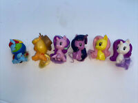 McDonalds 2018 My Little Pony  Happy Meal Toys lot of 6