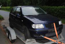 VW Polo 1.4 MPI, EZ 02/2001, Klima, Servo, ABS ohne Tüv für Bastler