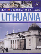 Lithuania (New EU Countries & Citizens), Bultje, Jan Willem, Hardcover, Very Goo